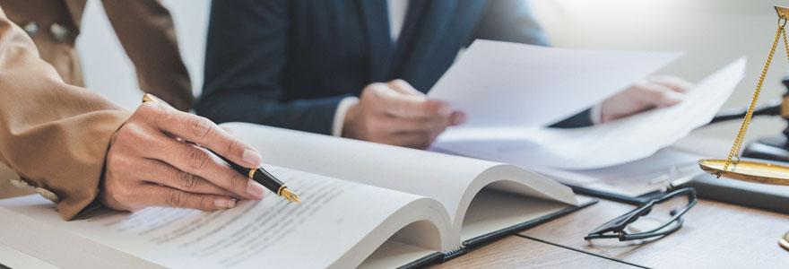 Entreprise de gestion des formalités juridiques