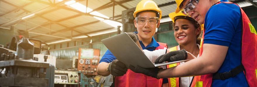 Réussir ses projets industriels